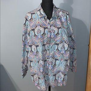Lands End blouse
